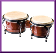 Summer Music Camp bongos